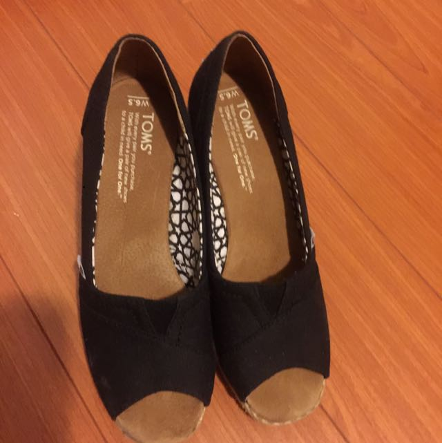 Wedges By Toms