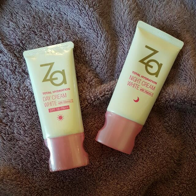 ZA Day & Night Cream
