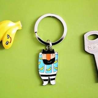 糟老頭鑰匙圈 聖誕節禮物 辦公室小物 交換禮物 創意禮物 創意小物 趣味雜物 舒壓小物 療愈小物 療癒小物 生日 送禮 非桌遊