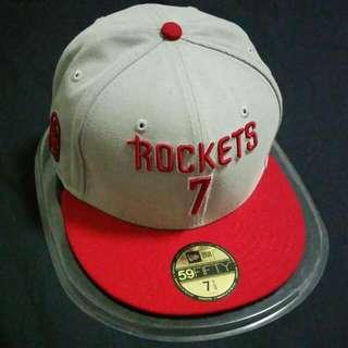 New Era Cap 59fifty (Jeremy Lin: Houston Rockets Edition)