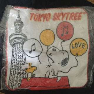 全新 日本Tokyo Skytree 史努比限定款