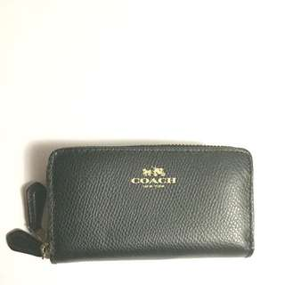 Coach Cardholder W/ Coin Pouch