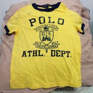 美國Polo平行輸入4Y男童裝