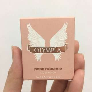 Paco Rabanne Olympea Travel Size