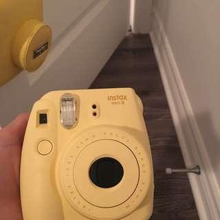 Fujifilm Instax Polaroid With Case