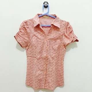 Cole Pink Tshirt