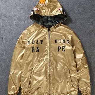 Reversible Bape Jacket