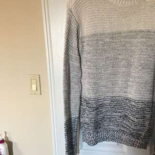 Gradient Sweater
