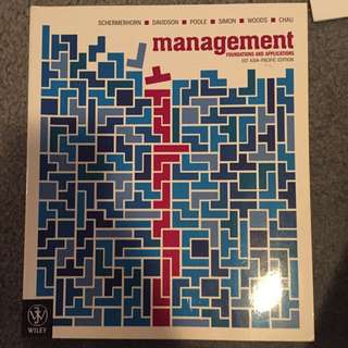 Management Foundations And Applications -1e
