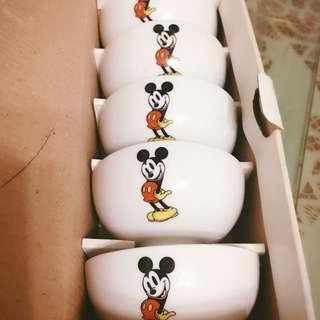日本迪士尼 米奇瓷碗🐭