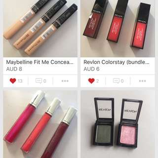 Free Estée Lauder Eyeshadow Palette When Buy All revlon Lip Gloss