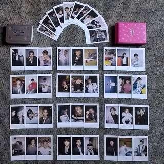 SEVENTEEN Set B Boys Wish Concert Photocards