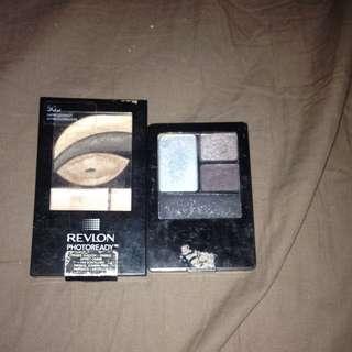 Revlon And Maybelline Eyeshadow