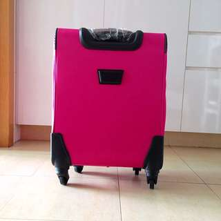 (Reserved)-NEW Pinky Cabin Luggage