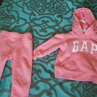 Gap Track Suit 12mth-18mth Size