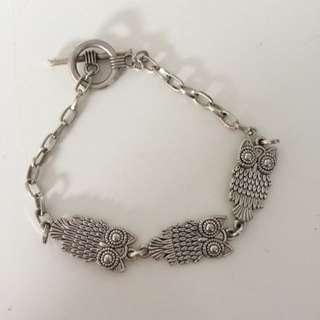 Owl Bracelet