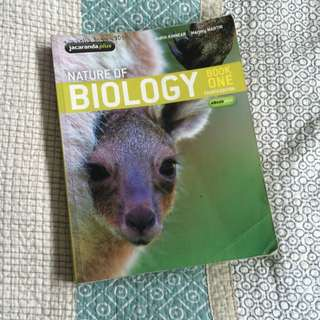 Nature Of Biology Book 1