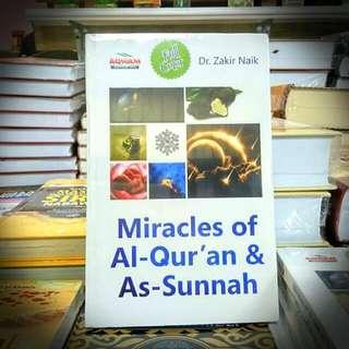 Miracles of Al-quran & As-sunnah