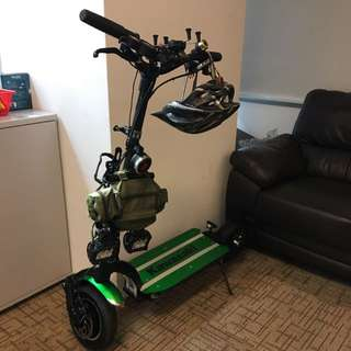 Dualtron MX (Electric Scooter)