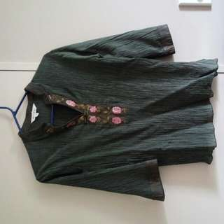 Blouse, Approx Size 10/38