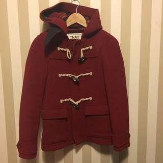 Aritzia TNA Wool Coat Size XS