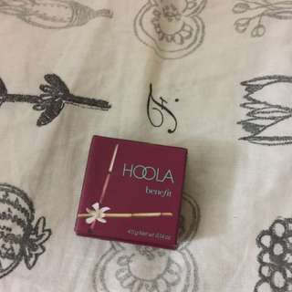 Brand New: HOOLA By benefit