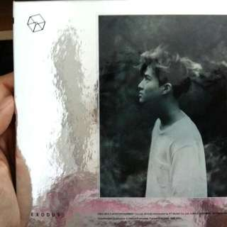 WTS EXO 2nd Full Album Exodus (Chinese ver.)