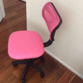 Girls Cute Desk Chair