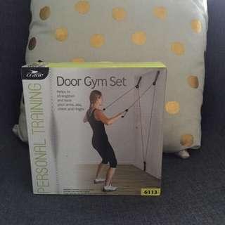 Gym Door Set $15
