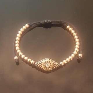 Bracelet - Rose Gold Color