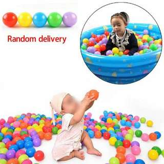 Kids Pool Ocean Balls