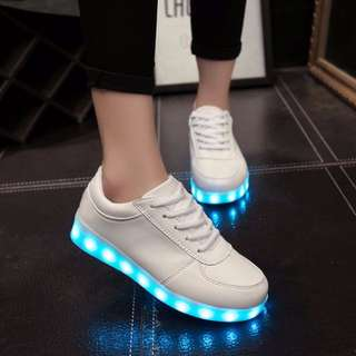 [PO] LED lights light up sneakers shoes