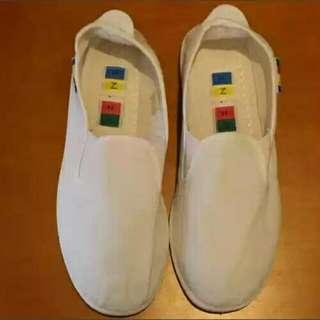 (尺碼齊全)超級好穿的小白鞋