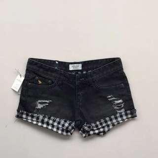 BNWT A&F Denim Shorts