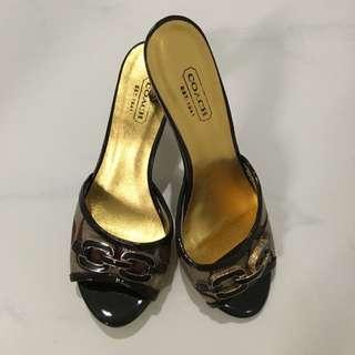 BN COACH High Heel Shoes ( Replica)