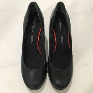 ROCKPORT Black Pump Dress Shoes