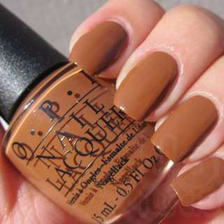 OPI A-PIERS TO BE TAN - F53 🌟 Brand New 🌟 Full Size Bottle