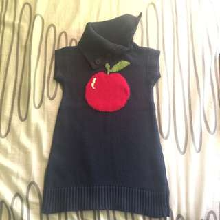 Old Navy Knitted Dress (Free Shipping In Metro Manila)