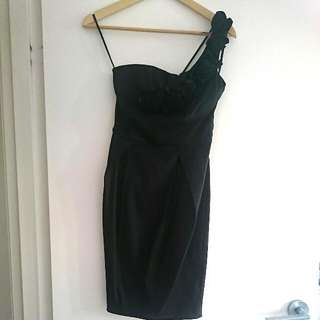 Forcast Black Dress