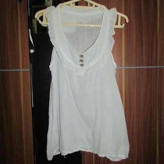 White Sexy Shirt