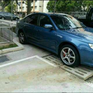 Subaru Legacy For Rent And Rental