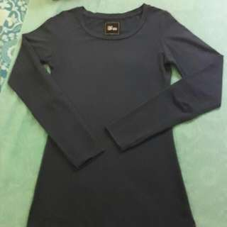 💙 SOLO NAVY BLUE PULLOVER