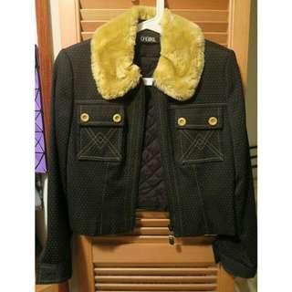 O'GIRL日系感修身外套