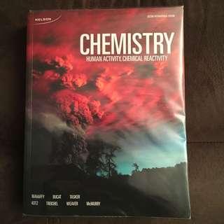 Chemistry: Human Reactivity, Chemical Reactivity Textbook 2nd International Edition