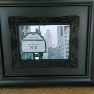 Beautiful Chanel Print Framed