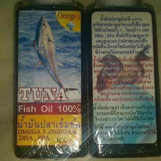 tuna fish oil for birds