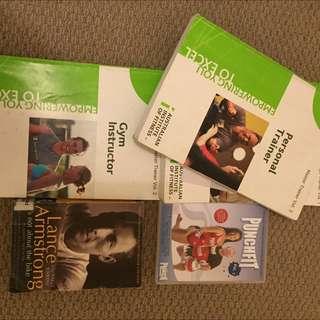 Training Books
