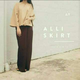Anaabu Alli Skirt