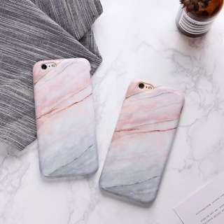 [PO] iPhone 6/7 Pastel Marble Phone Case