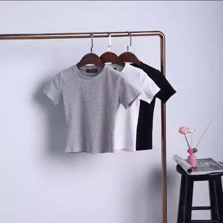 Basic Cropped Top
